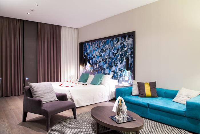 Duparc Contemporary Suites e SPA