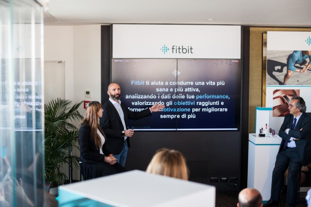 evento bitfit tracker alta HR