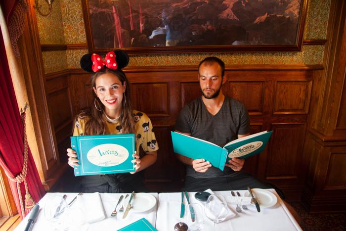 disneyland paris walts disney restaurant