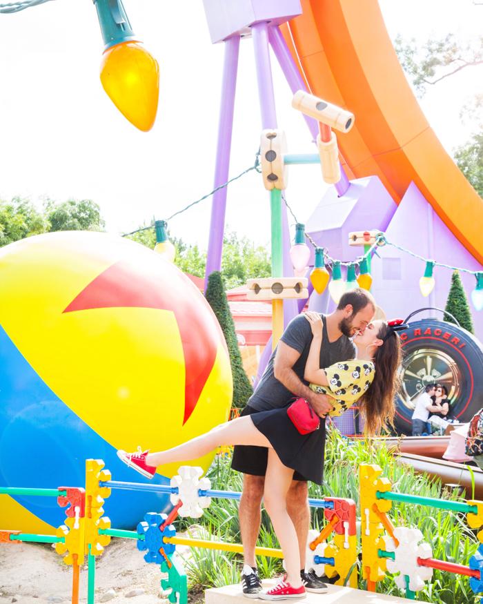 disneyland paris toy story area