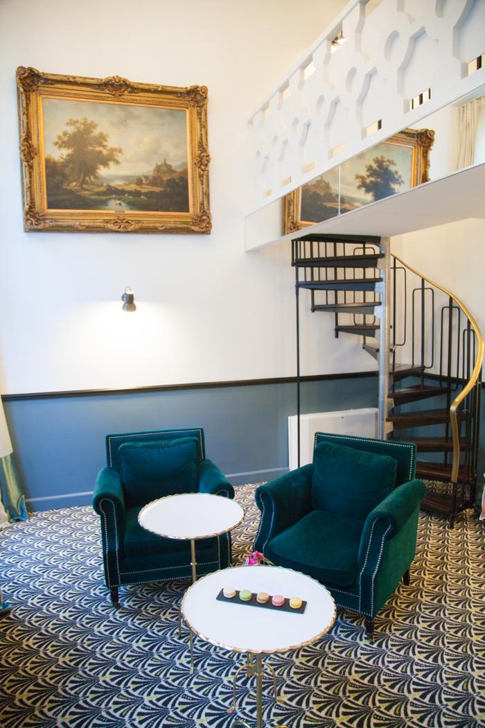 hotel a parigi hotel malte