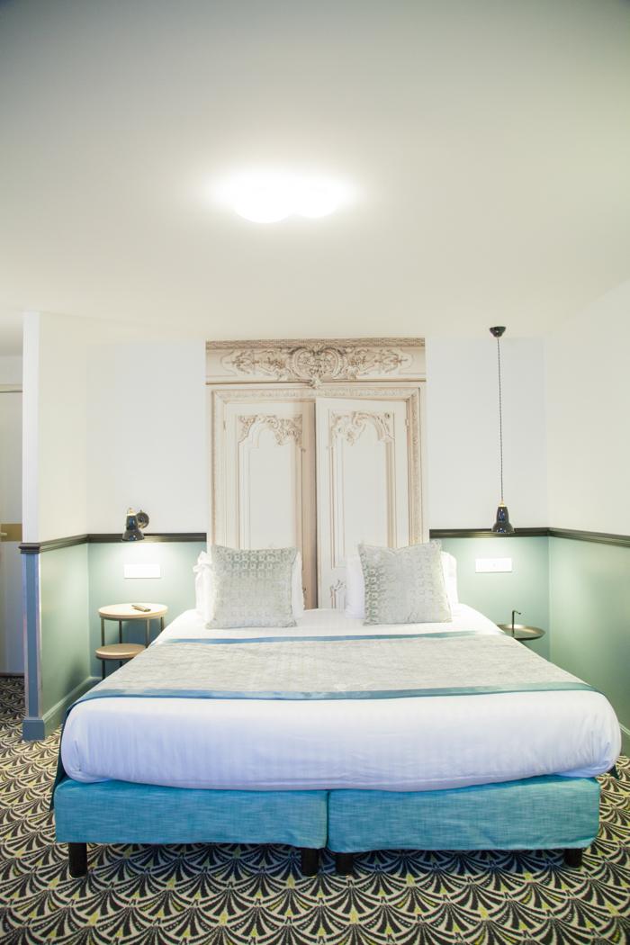 camera di hotel malte a parigi