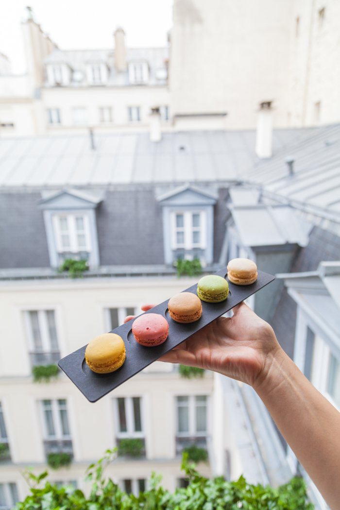 macarons hotel malte