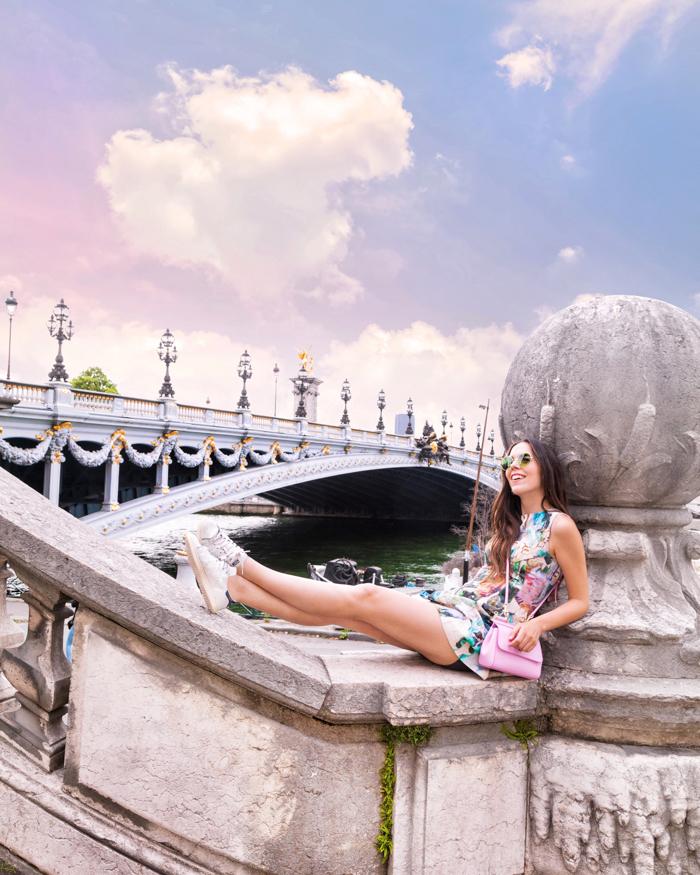 ponte Alessandro parigi