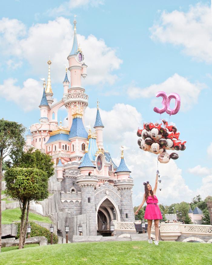 disneyland paris irene colzi birthday