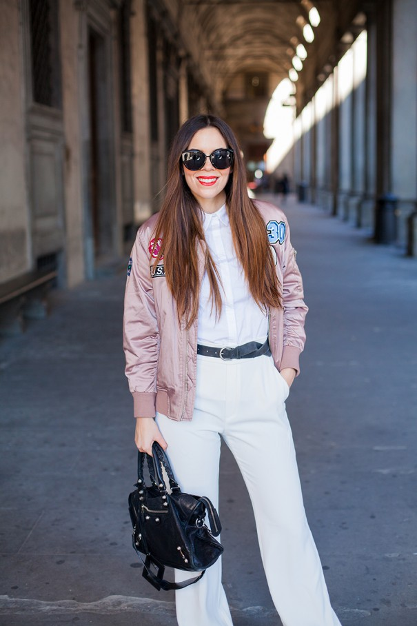 fashion influencer , web influencer irene colzi