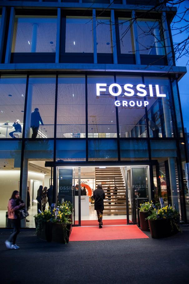 fossil sede basilea