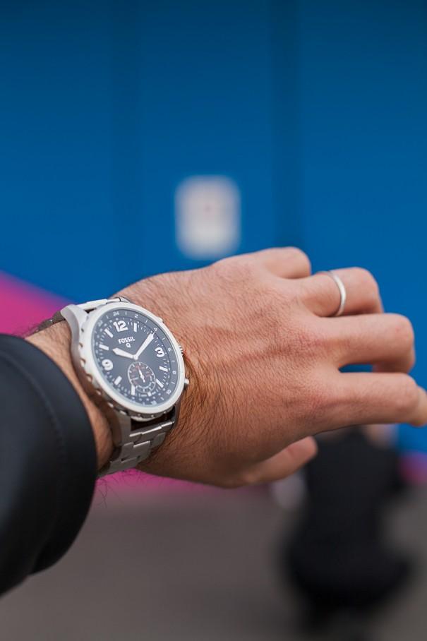 fossil smartwatch q uomo
