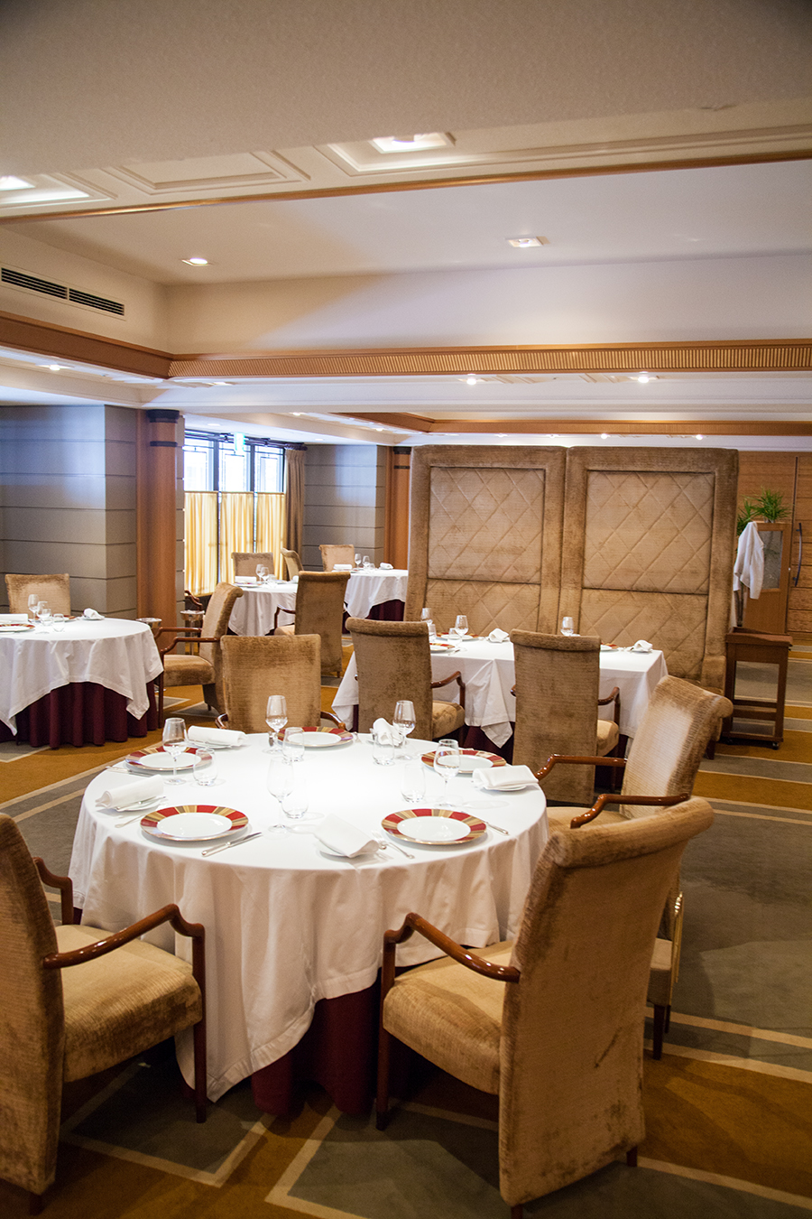 hotel imperial colazione giapponese