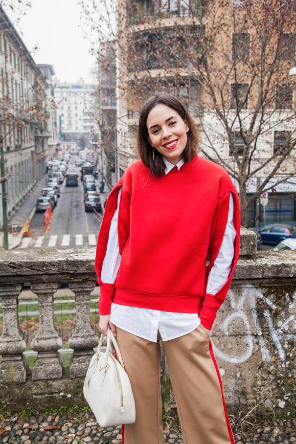 irene colzi fashion blogger