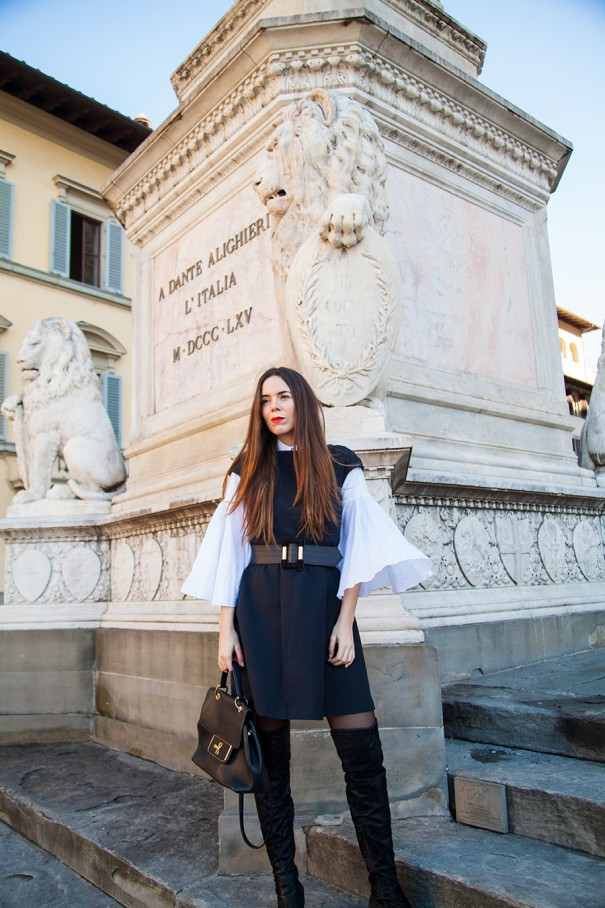 irene colzi fashion blogger