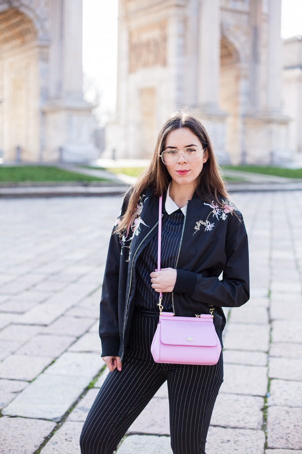 irene colzi fashion influencer