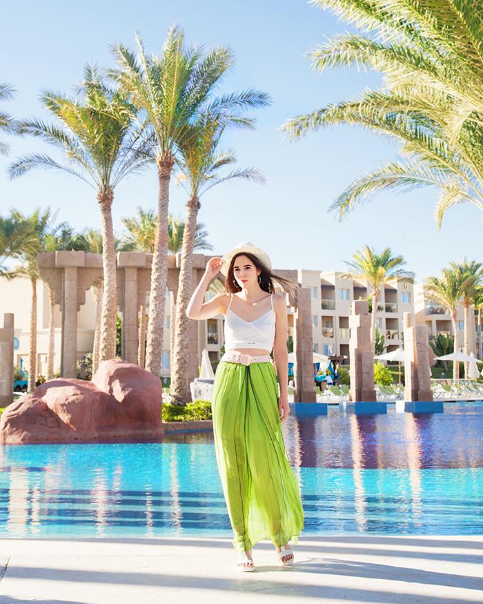 irene colzi sharm el sheik rixos seagate resort