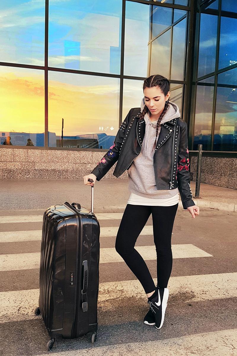 Come vestirsi quando si viaggia