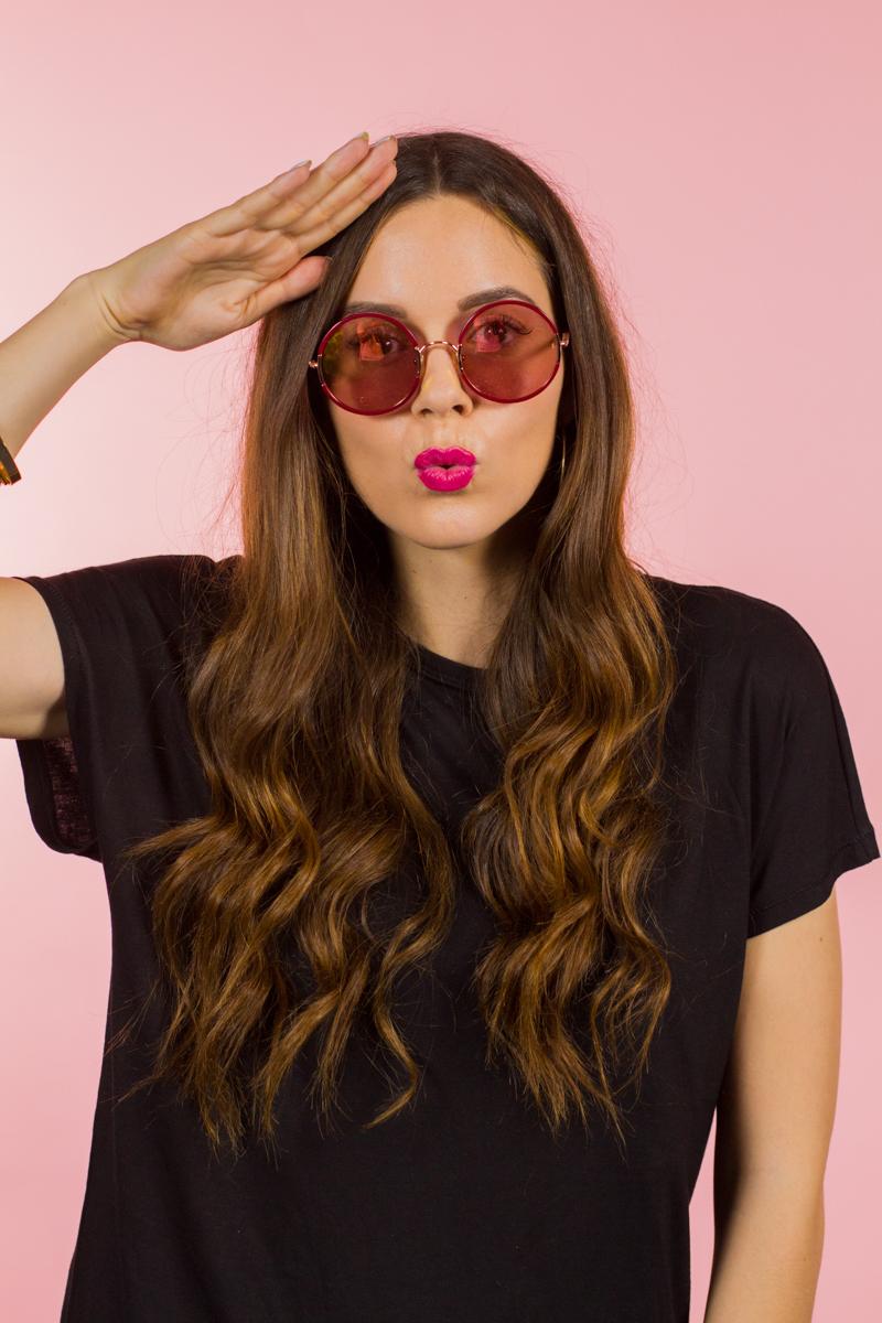 la mia collezione di occhiali da sole
