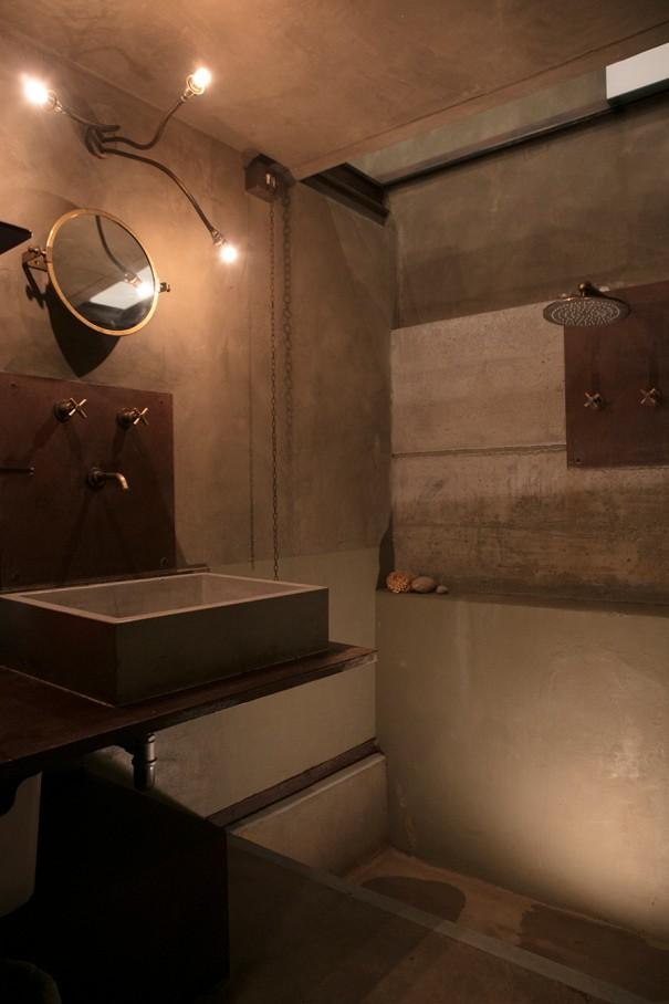 loft a milano da affittare | interni bagno