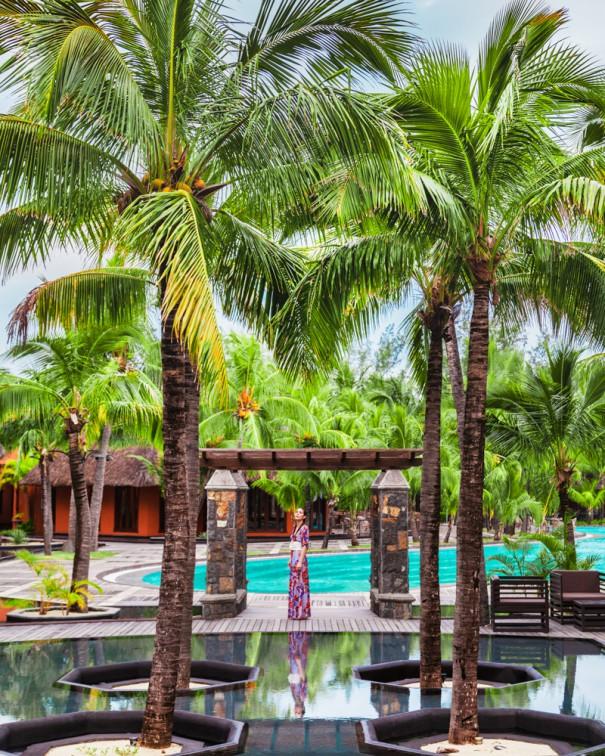 che resort a mauritius