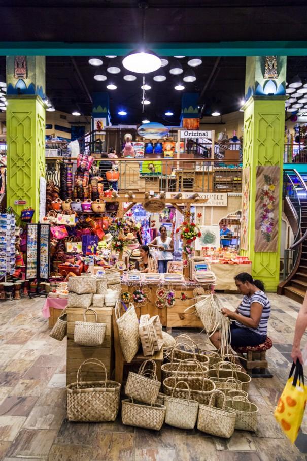 cosa comprare a mauritius | mercato mauritius port luis craft market