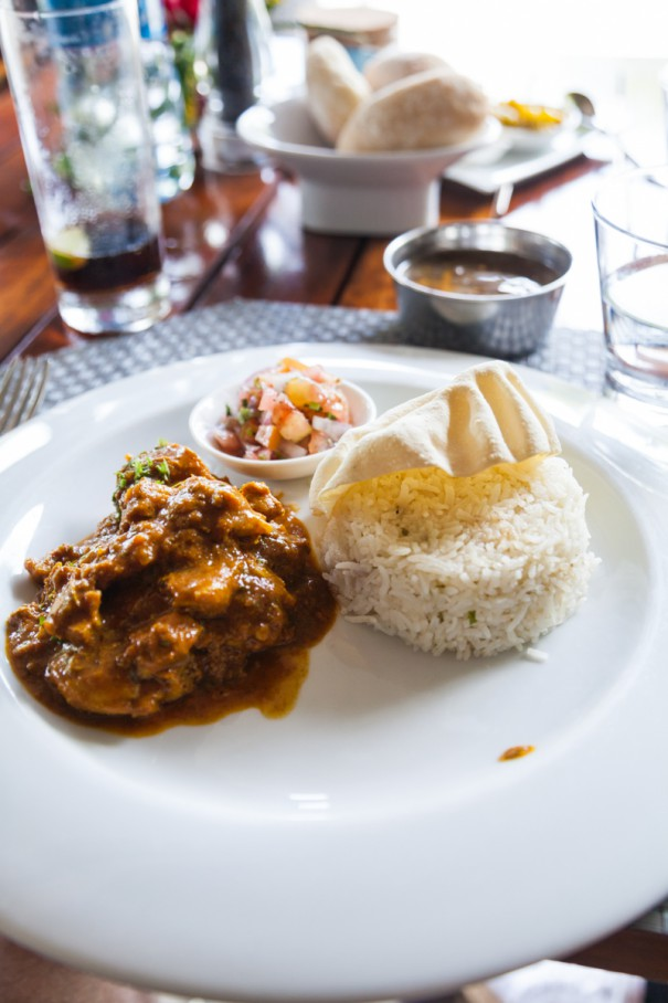 cosa mangiare in mauritius