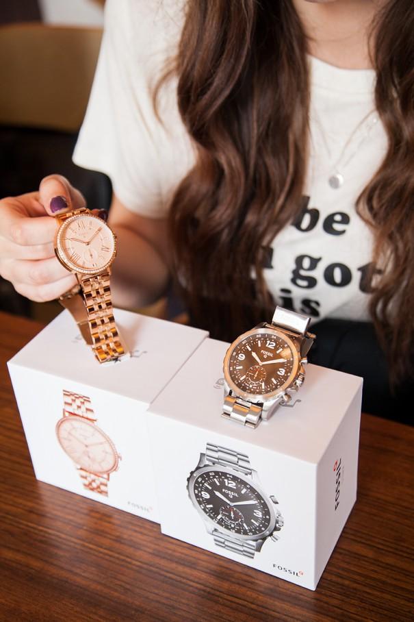 orologi fossil smartwatch Q