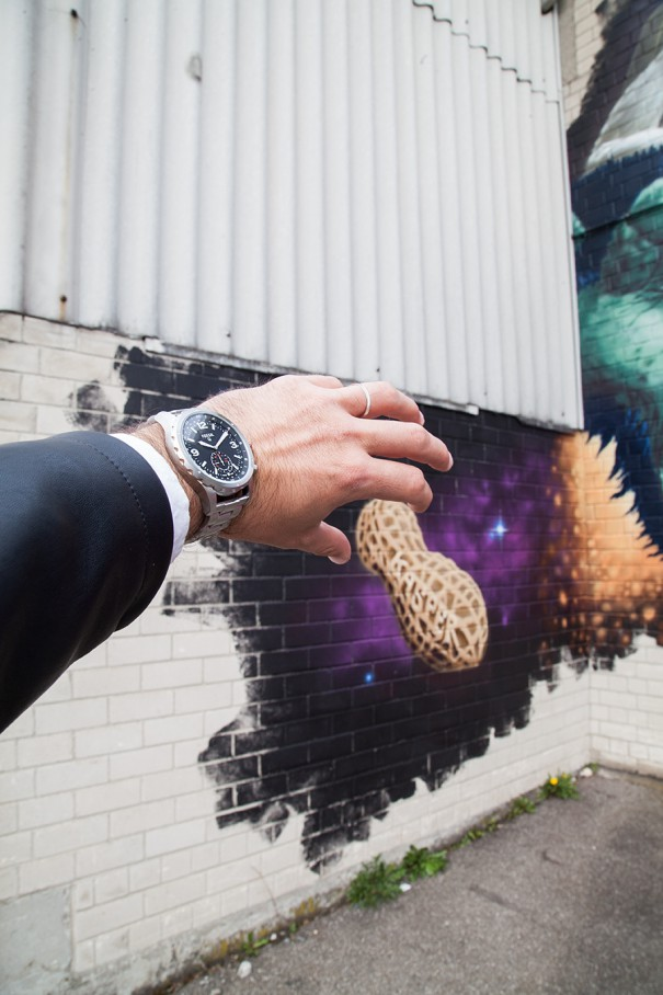 orologio maschile fossil