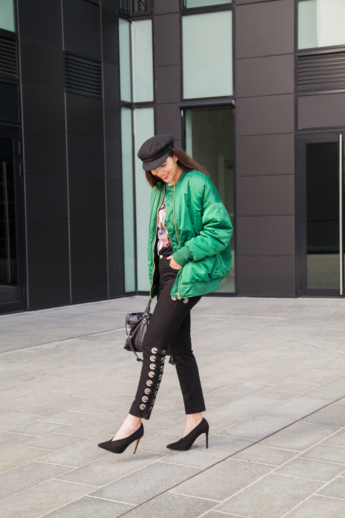 outfit look irene colzi