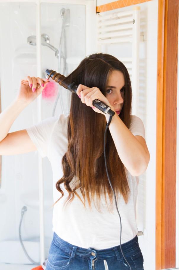 come fare le onde ai capelli