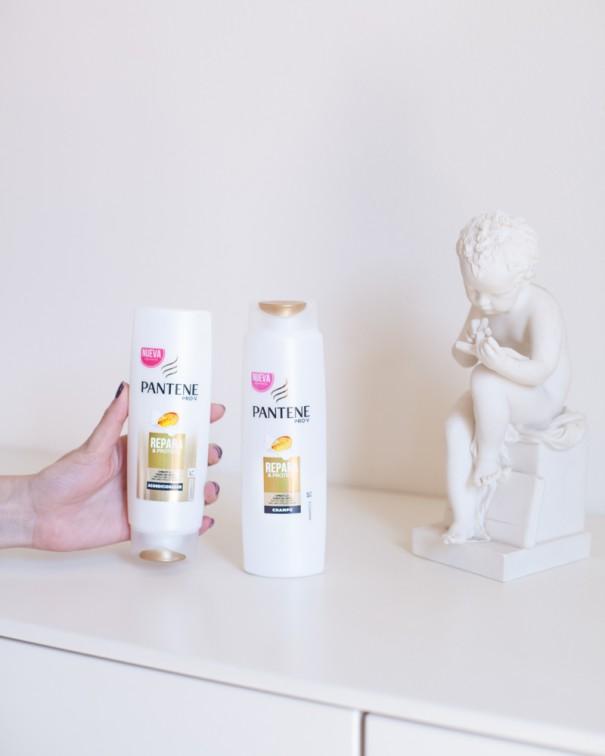 shampoo e balsami pantene