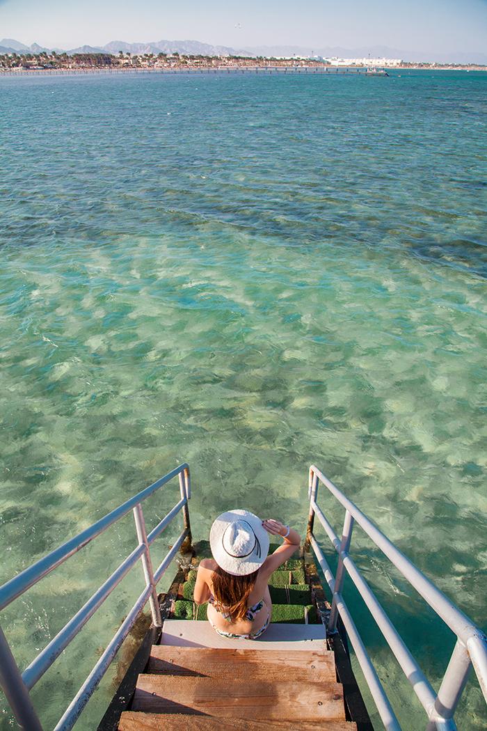 sharm el sheik mare barriera corallina