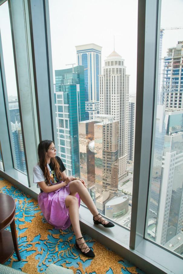 grattacieli in Doha