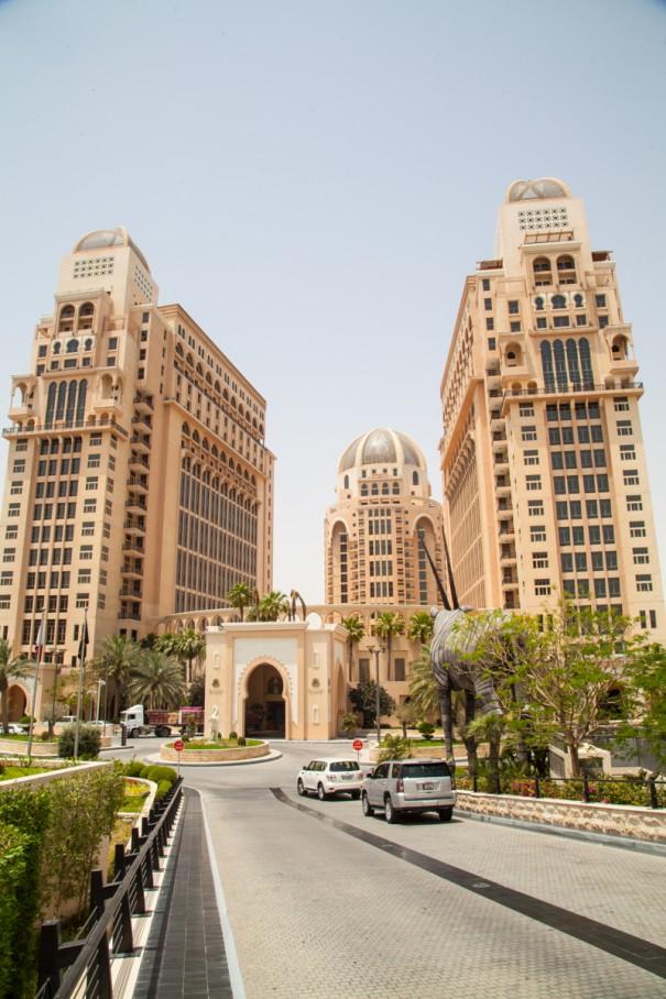 viaggio in qatar doha The Pearl Qatar