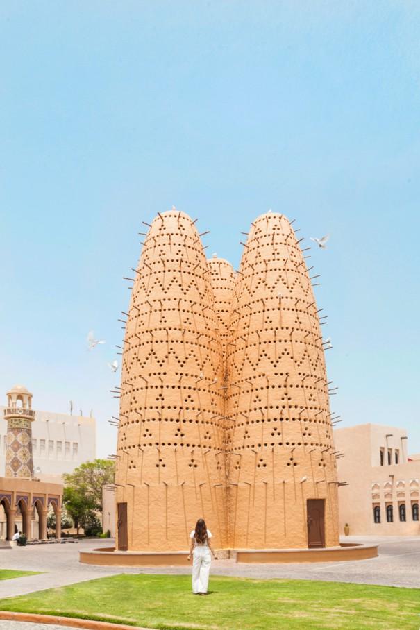 viaggio in qatar doha Katara Cultural Village