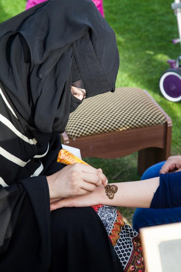 viaggio in qatar doha tatuaggio henne