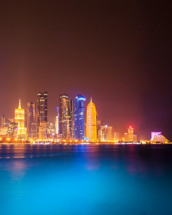 viaggio in qatar doha