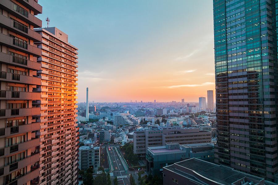 vista hotel westin in tokyo