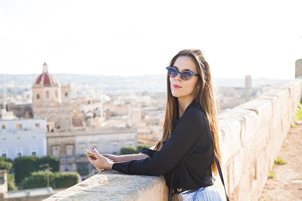 irene colzi, viaggio a malta, vacanze a malta