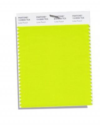 giallo fluo colori trend 2018