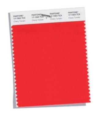rosso acceso colori trend 2018