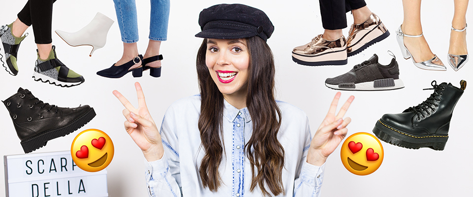 le scarpe di moda in primavera