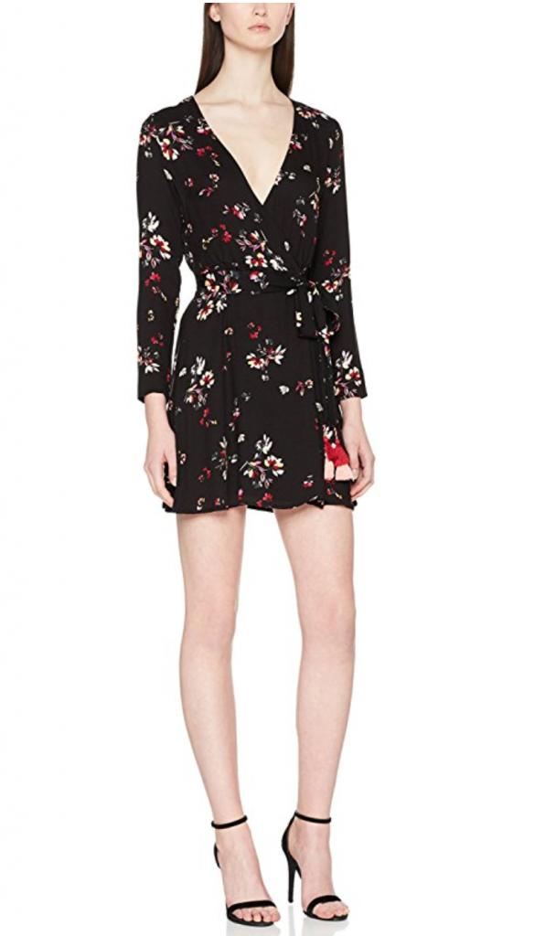 vestito floreale su amazon fashion
