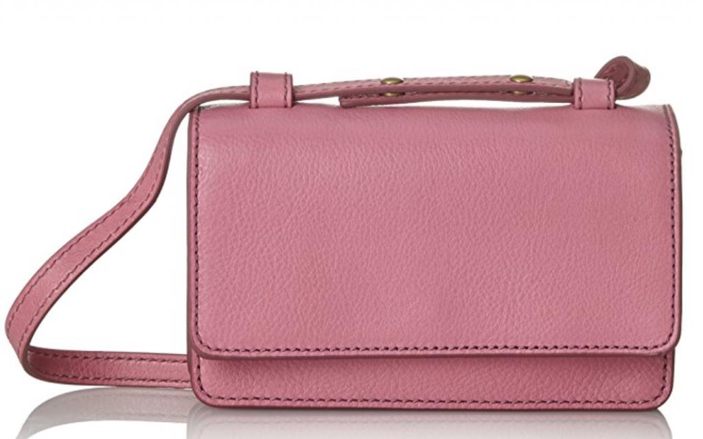 borsa rosa amazon fashion