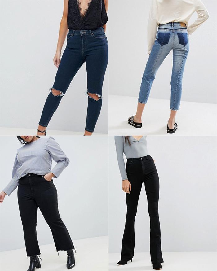 quale jeans scegliere per il giusto look