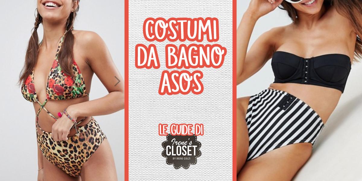 Costumi da bagno estate 2018 cosa comprare da asos - Costumi da bagno napapijri ...