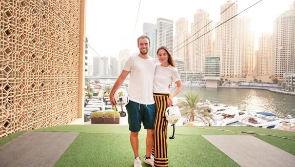 ziplane Dubai