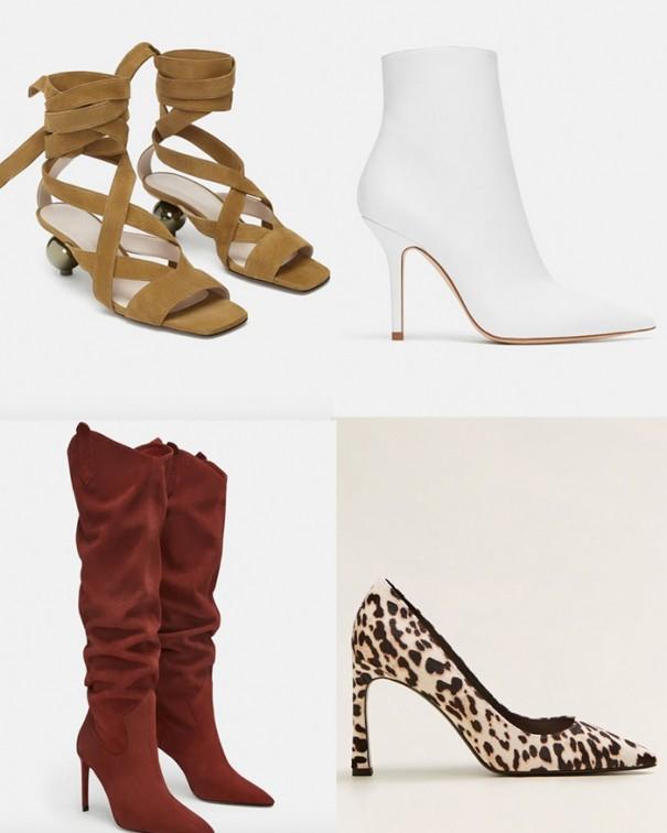 Le scarpe più di moda per l'autunno inverno 2018 2019