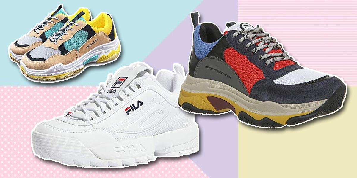 Chunky sneakers: ecco gli 8 modelli da acquistare (per tutte