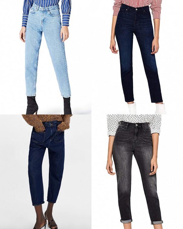 jeans di stagione