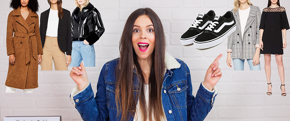 moda cosa acquistare al black friday