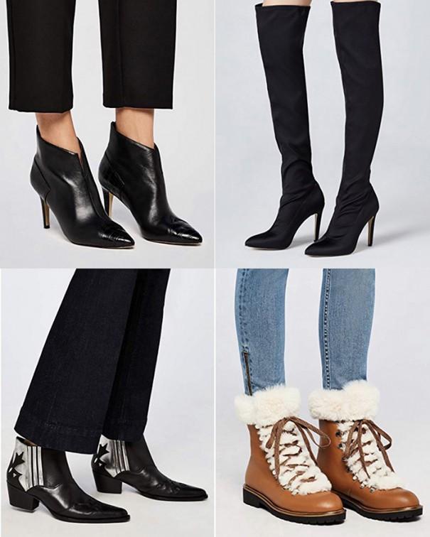 scarpe di moda inverno 2019