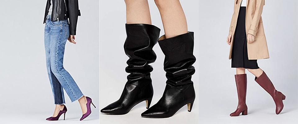 scarpe di moda inverno
